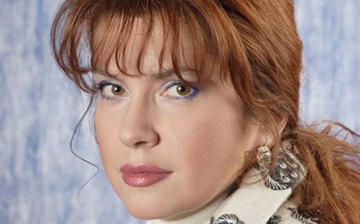 Портрет актрисы Веры Сотниковой