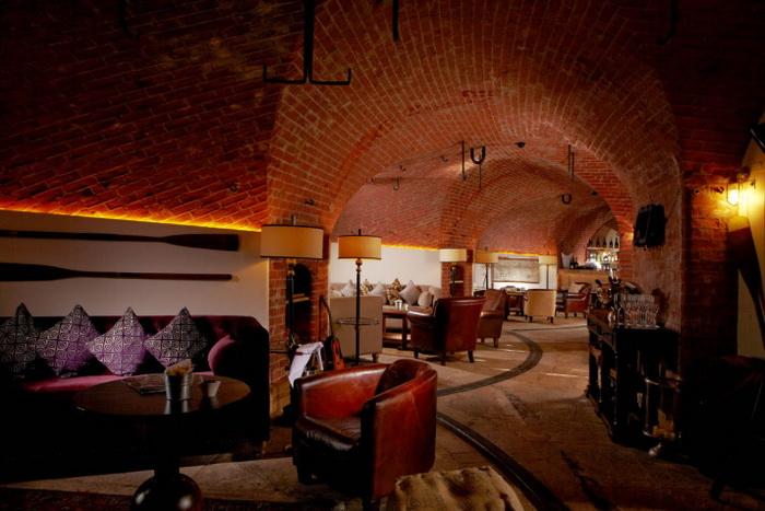 Spitbank Fort Hotel - роскошный морской отель