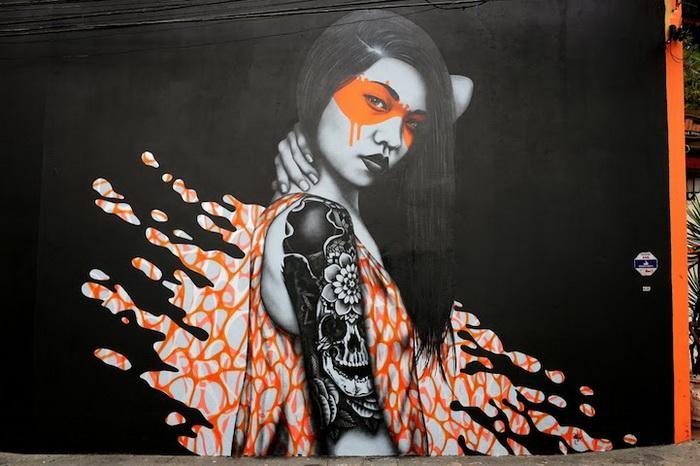 Splash: бразильский стрит-арт-проект
