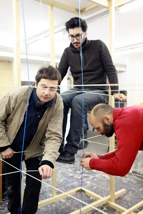Процесс создания аттракциона String Prototype