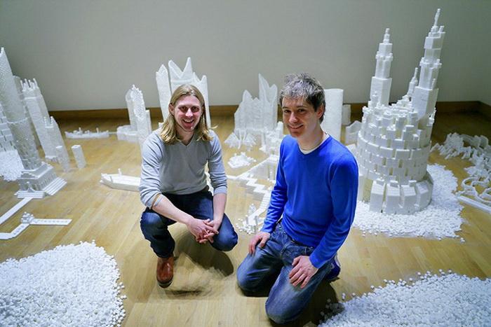 Авторы проекта - архитекторы Брендан Джемисон и Марк Ревелс