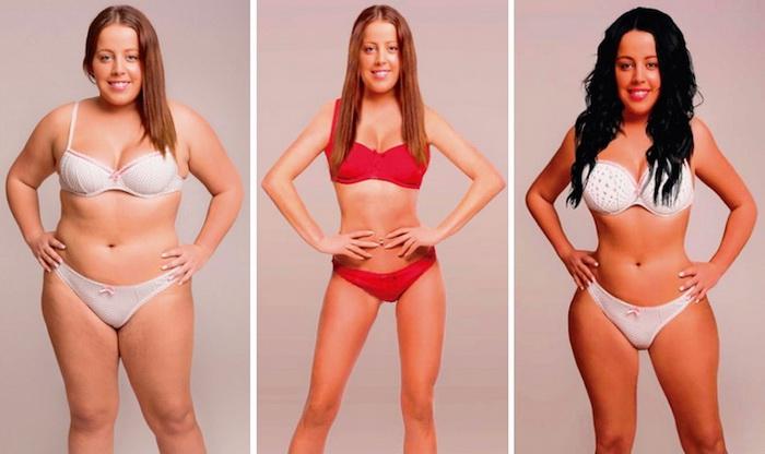 Идеал женской красоты в разных странах. Эксперимент при помощи Photoshop