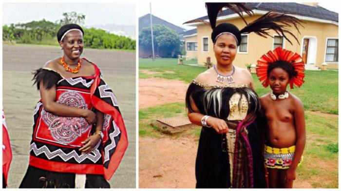 Первые две жены Мсвати выбраны парламентом.