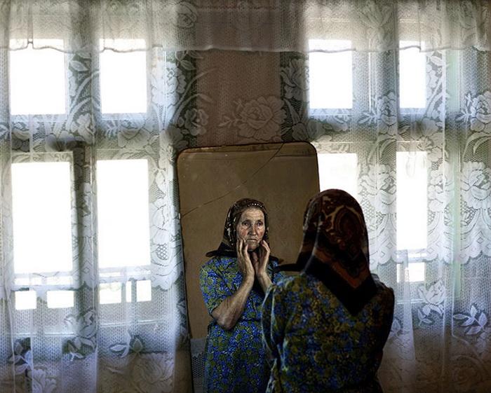 Анастасия из Ливады на северо-западе Румынии, 2012 год