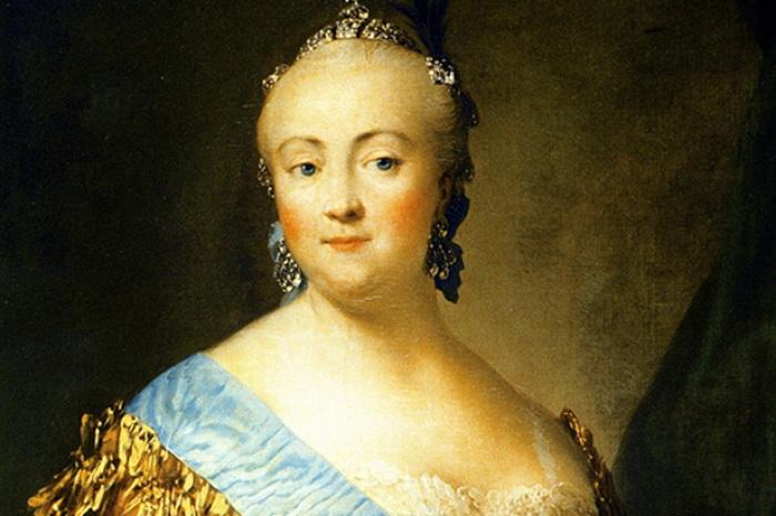 Портрет императрицы Елизаветы
