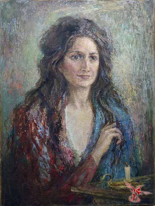 Портрет княжны Таракановой