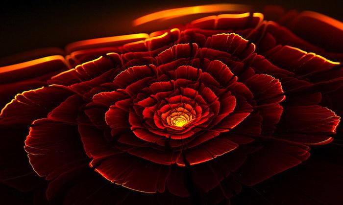 Цветы от Татьяны Кондратовой