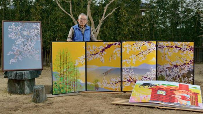 Художник Tatsuo Horiuchi и его картины, созданные при помощи Microsoft Excel