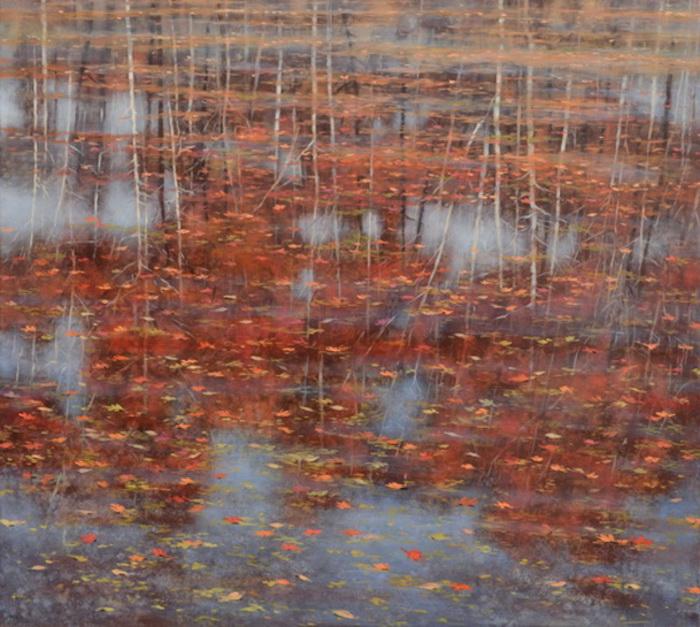 Pondscapes: ������� ������� �� ���� ���� (Teri Malo)