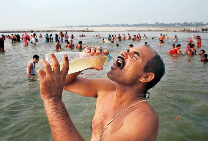 The Ganges 10 - Вокруг света: «Ганг, твои воды замутились»: индийцы решили очистить Великую реку