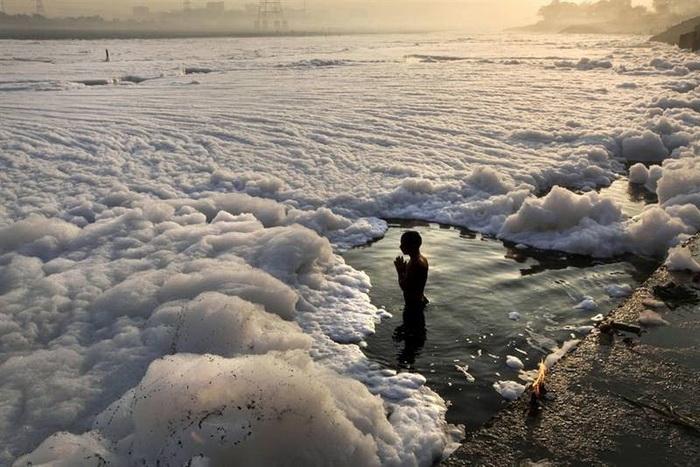 The Ganges 11 - Вокруг света: «Ганг, твои воды замутились»: индийцы решили очистить Великую реку