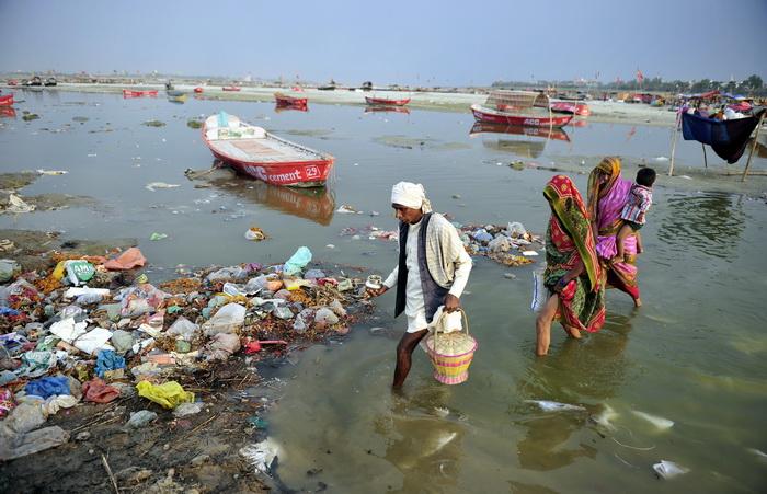 The Ganges 3 - Вокруг света: «Ганг, твои воды замутились»: индийцы решили очистить Великую реку