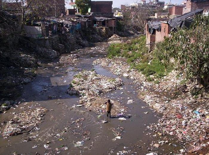 The Ganges 4 - Вокруг света: «Ганг, твои воды замутились»: индийцы решили очистить Великую реку