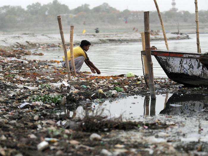 The Ganges 5 - Вокруг света: «Ганг, твои воды замутились»: индийцы решили очистить Великую реку