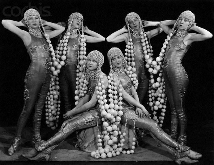 Балет из фильма *Полуночное солнце*, 1926 г.