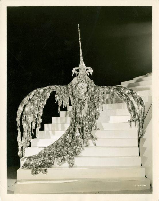 Наряд для фильма *Великий Зигфелд*, 1936 г.