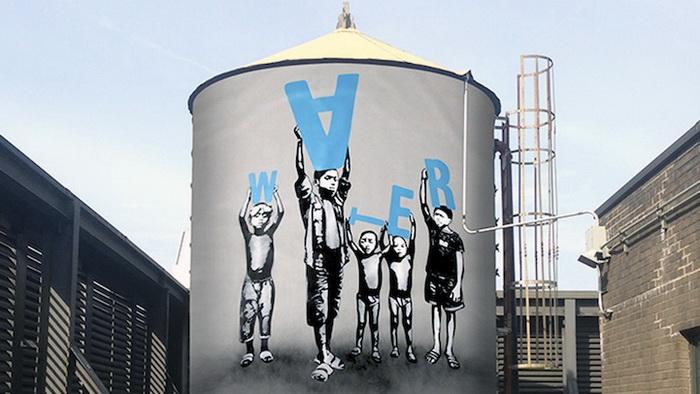 The Water Tank Project: социальный проект об ответственном использовании водных ресурсов