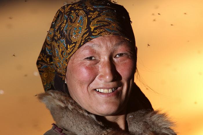 Валя Яптик: всю жизнь прожила в Сибири
