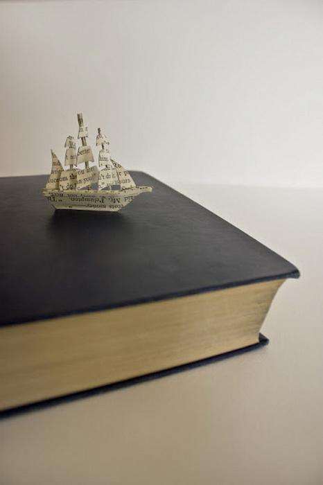 Кораблик здравого смысла от Томаса Уитмена