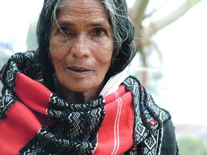 Женщины племени тода