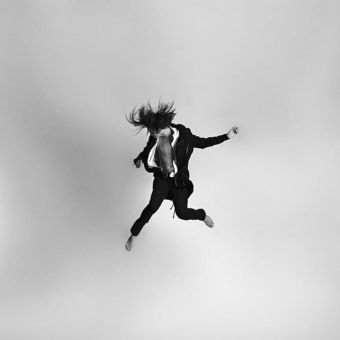Черно-белые динамичные фотографии от Томаса Януски (Tomas Januska)