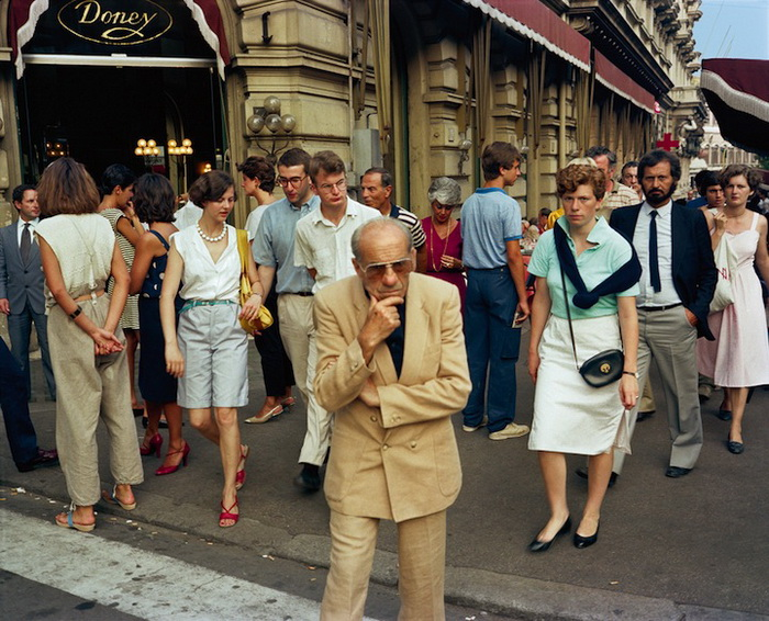 Повседневная жизнь итальянцев на фотографиях Чарлза Трауб (Charles H. Traub)