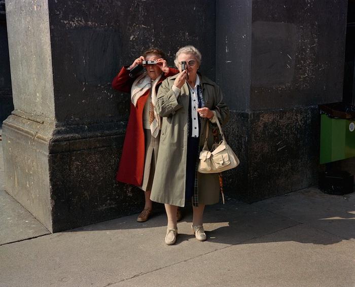 Италия 1980-х годов: ретро-фотографии от Чарлза Трауб (Charles H. Traub)