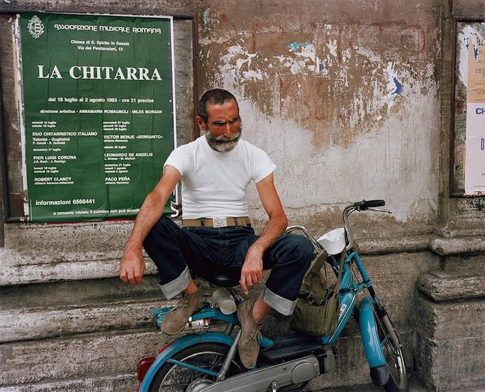 Dolce Via: ретро-фотографии от Чарлза Трауб (Charles H. Traub)