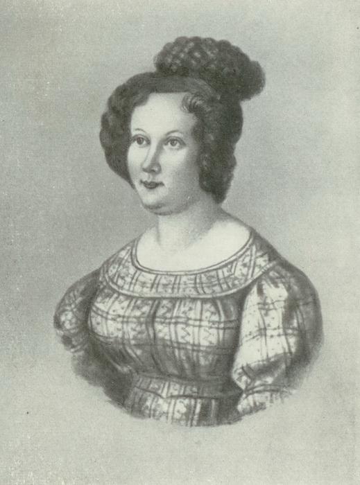 Екатерина Трубецкая (в девичестве Лаваль)