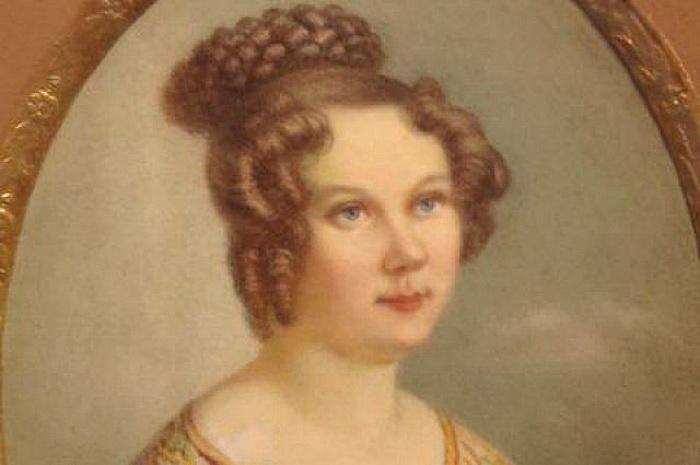 Портрет Екатерины Трубецкой