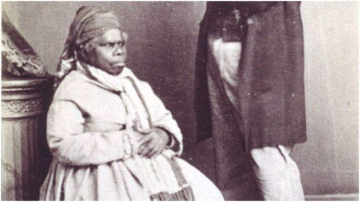 Труганини - последняя чистокровная представительница аборигенов Тасмании.