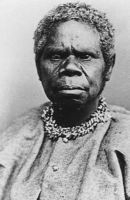 Фотография из музея Девонпорт, Тасмания, Австралия.