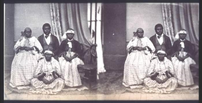 Последние аборигены Тасмании.