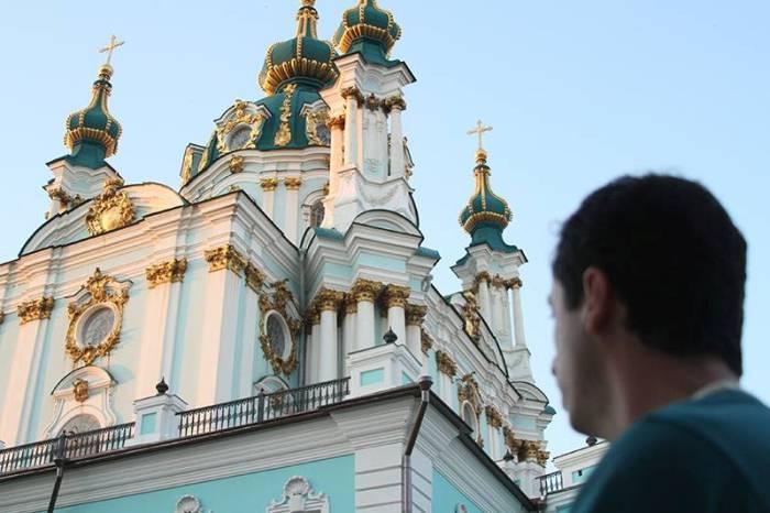 Бразилец Вальтер Лэнг делится впечатлениями об Украине