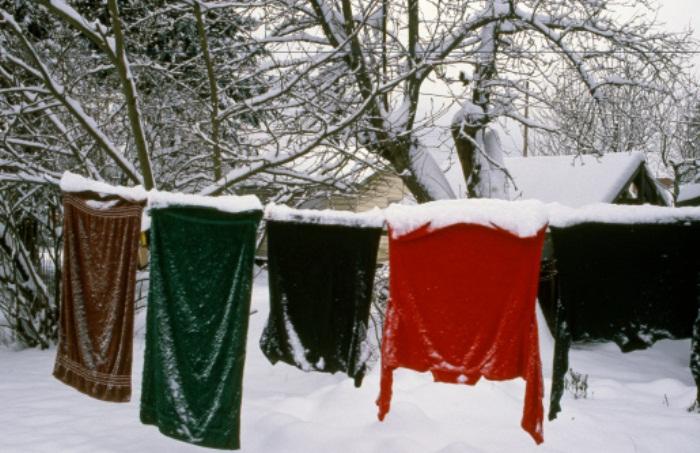 Сохнет ли белье зимой, для бразильца так и осталось тайной.