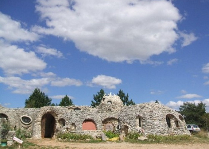 Дом - воплощение мечты: каменное иглу *Utopix*