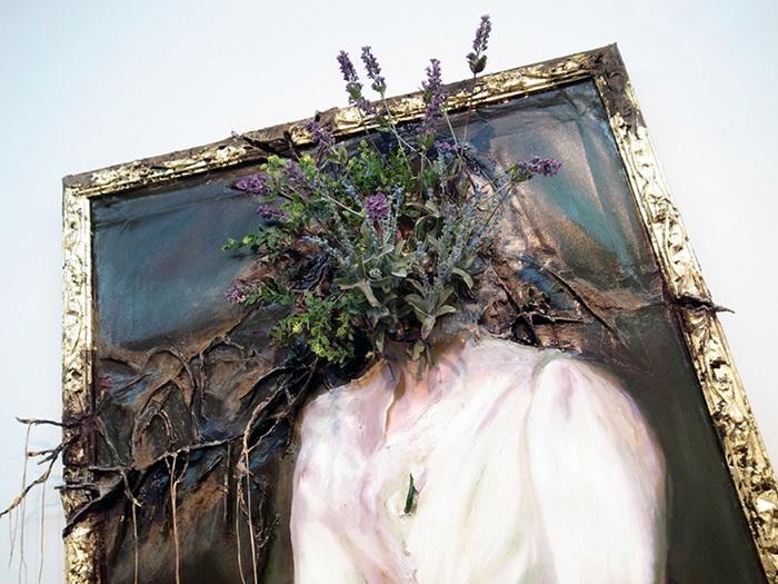 Valerie Hegarty - *варвар* в мире современного искусства
