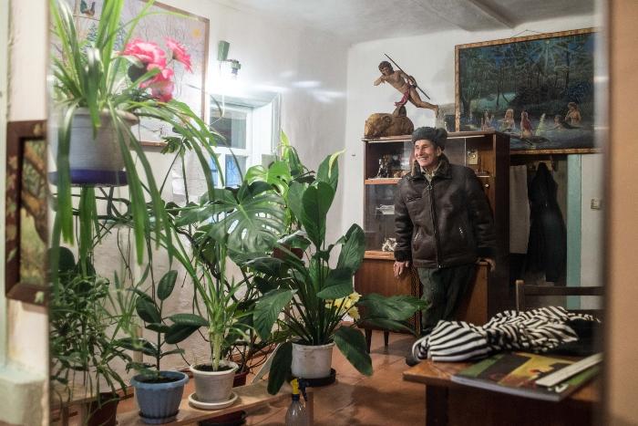 Валерий Ермаков по-настоящему увлечен тем, что делает.