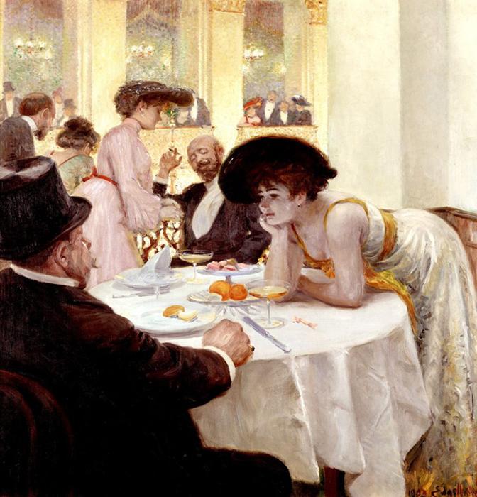 Картина Йозефа Энгельгардта.