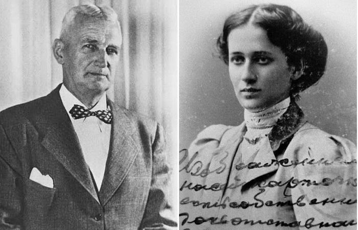 Виктор Горенко и Анна Ахматова - брат и сестра.