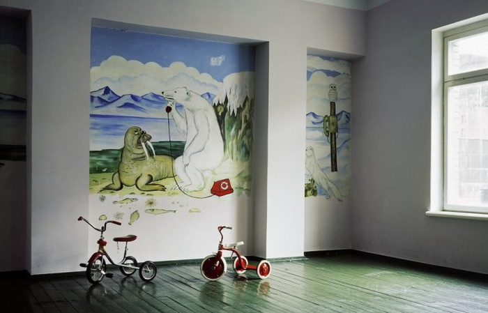 The Place of no Roads: фотоцикл от Вилле Ланккери (Ville Lenkkeri)