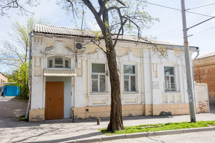 Дом, в котором жила семья Вити Черевичкина. Фото: rg.ru