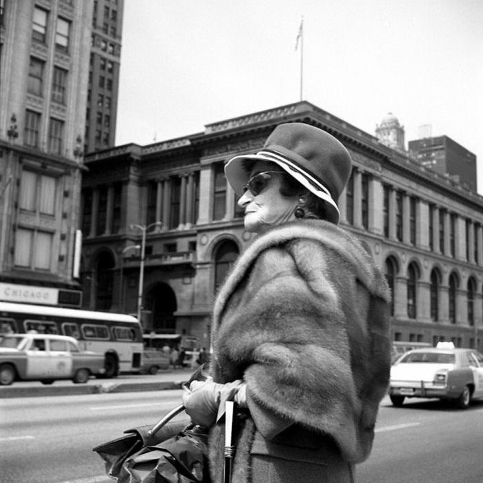 Уличные фотографии Нью-Йорка: работы Вивиан Майер (Vivian Maier)