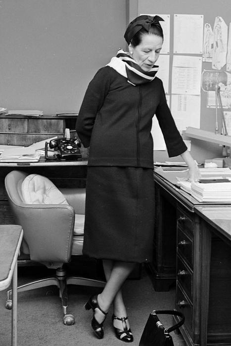 Диана Вриланд учила женщин всего мира одеваться по-другому