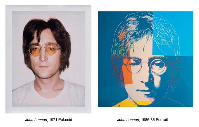 Фото и портрет Джона Леннона