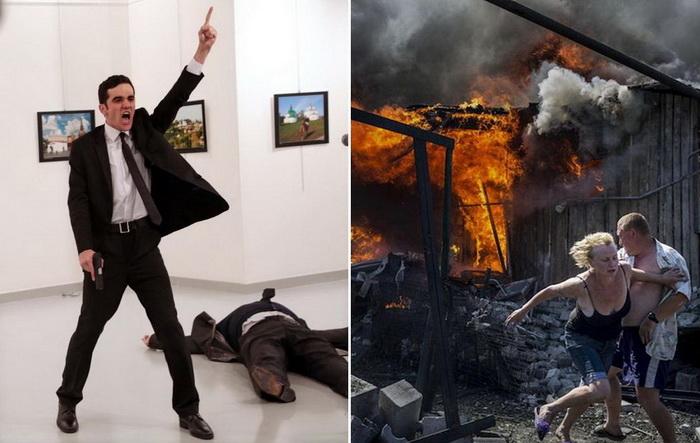 Лучшие снимки конкурса документальной фотографии World Press Photo Contest