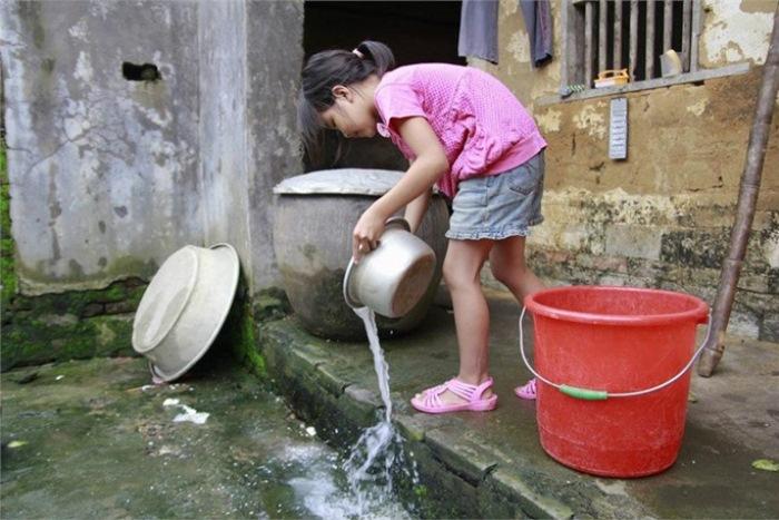 Условия жизни в деревне не из простых.