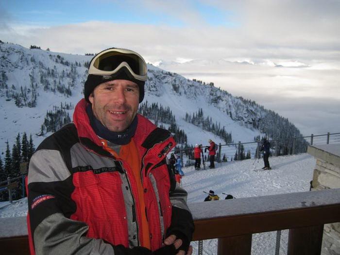 Занятия на сноуборде