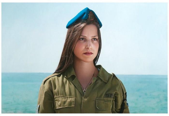 Desire for Anima: серия женских портретов от Yigal Ozeri