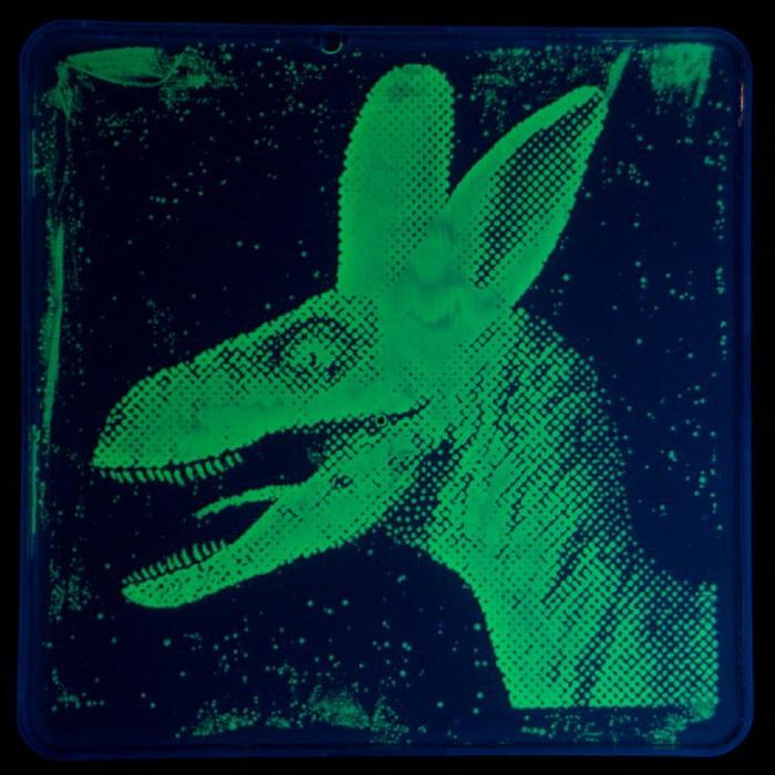 На некоторых *картинах* Закари Копфер изображает животных
